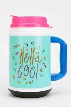 Thermo To-Go Mug with Bay Area slang