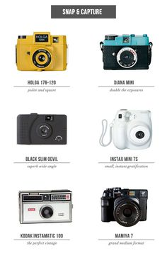 Toy Cameras (all about the film)