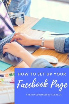 Laying the Foundation - Creative Business Builders Using Facebook For Business, How To Use Facebook, Starting Your Own Business, Social Media Posting Schedule, Social Media Tips, Business Pages, Small Business Marketing, Business Tips, Facebook Marketing