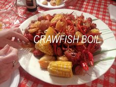 all the things: Tarass 30th Birthday | Crawfish Boil #howto