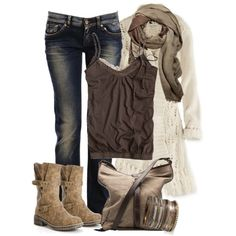 """Fall fashion"" by daisy-weber on Polyvore"