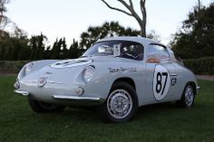 Fiat Abarth Record Monza Zagato 1959 1