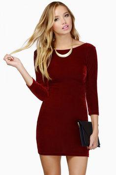 cbf30d68d625e Cruel Intentions Velour Dress Velvet Bodycon Dress