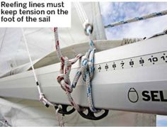 Update Your Reefing | Sail Magazine - Your Source for Sailboats and Sailing Adventures