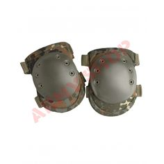 13a0b8fef408 Flecktarn Protective Knee Pads from Hessen Antique