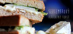 Toast s hruškou a syrom - Coolinári Sandwiches, Toast, Blog, Blogging, Paninis