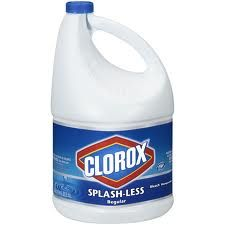 Clorox Splash Less