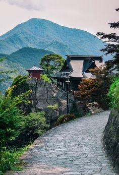 Amazing Japan; Yamadera