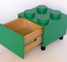 Lego nachtkastje