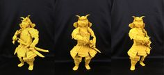 An assortment of amazing looking origami models from Japanese culture and mythology from many talented origami artists. Take a look and you'll be impressed! Ancient Japanese Art, Japanese Cat, Japanese Paper, Japanese Culture, Origami Artist, Origami Paper Art, Samurai, Japanese Princess, Origami Diagrams