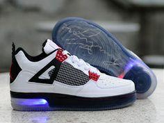 Nike Air Jordan 4 IV Retro Mens Shoes White Black Red