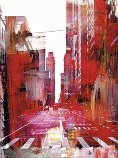 New York Color XVII Giclee Print