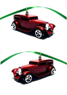 1932 Ford Hot Rod Car Christmas Tree Ornament #Maisto #Ford