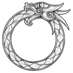 Tattoos Viking Snake Tattoo 2011 von ~ Vikingtattoo auf deviantART Viking Snake Tattoo 2011 de Vikingtattoo no deviantART # Tatuagens Celtic Symbols, Celtic Art, Mayan Symbols, Egyptian Symbols, Ancient Symbols, Diy Tattoo, Tattoo Ideas, Tattoo Ink, Jormungand Tattoo