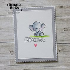MFT STAMPS: Adorable Elephants x Clear Photopolymer Stamp Set) This package includes Adorable Elephants, a 21 piece set including: Elephants measuring 1 x 1 1 x 1 Kids Cards, Baby Cards, Scrapbooking, Scrapbook Cards, Mft Stamps, Card Patterns, Animal Cards, Cute Cards, Pretty Cards
