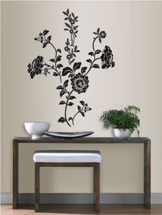wallpaper wall decals hgtv home by sherwin williams on pinterest