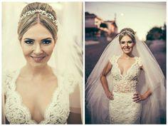 Noiva | Vestido de Noiva | Wedding Dress | Vestido rendado | Noiva Clássica | Classic Wedding | White Dress | Bride | Wedding | Casamento | Inesquecível Casamento