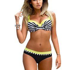 #fashion #moda #accessories Women Halter Push... is now in stock. http://modatendone.co.uk/products/women-halter-push-up-padded-bra-bikini-plus-size-beachwear-swimsuit?utm_campaign=social_autopilot&utm_source=pin&utm_medium=pin
