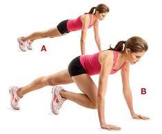 5 Ασκήσεις για σφιχτούς μηρούς στο σπίτι!   ediva.gr Pilates, Yoga, Gym, Running, Workout, Fitness, Tips, Sports, Beauty
