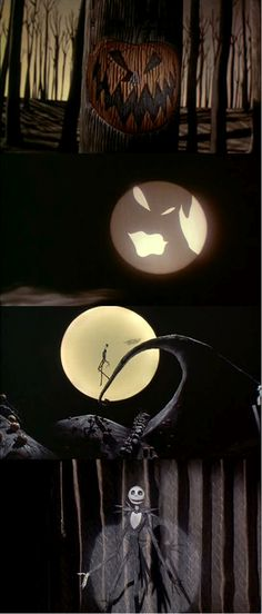 The Nightmare Before Christmas - the best movie ever! I OFFICIALLY DECLARE THAT JACK SKELLINGTON IS SEXY.
