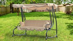 Buy 3-Seater Swing Chair Hammock UK deal for just: £149.99 Take the weight off your feet with the 3-Seater Swing Chair Hammock      Relax and recline on warm summer afternoons       Two-way design can be enjoyed as an upright seat or flat bed      UV fabric awning provides shade protection from the sun      Size: 200cm x 120cm x 164cm      Max Weight: 340 kg - designed to seat up to...