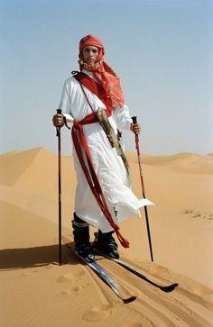 Algerian downhill