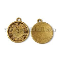 Tibetan Style Pendants in UK warehouse for UK customers, much faster by local delivery. Bronze Pendant, Pocket Watch, Abs, Pendants, Charms, Accessories, Style, Swag, Crunches