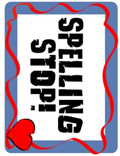 """A game called """"Spelling Stop""""... It ran a lot like musical chairs, except nobody was ever """"out"""".  I taped a sign to the back of three to four chairs around the room.  The kids walked around while music played.  When it stopped, they took a seat.  If they were in a seat with a sign, they were given a spelling word to spell."""