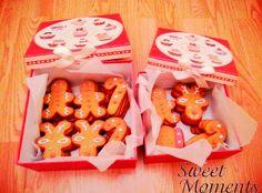 Galletas de gengibre para despedir las navidades #sweetmoments