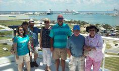 Explore Port Canaveral tour group 5-9-15.