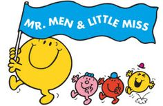 Mr. Men and Little Miss in the Computer Lab - Reading buddies and a meaningful technology assignment
