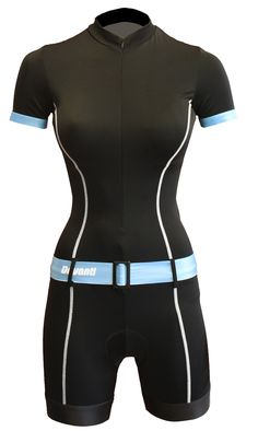 """Now with 25% discount Davanti bikewear women's cycling suit """"jill"""" high-end EU made and designed in Holland."""