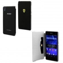 Funda Sony Xperia Z2 Ferrari Made For Xperia Ultra Slim Folio Negra € 24,99