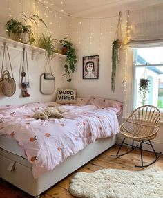 Bohemian Bedroom Decor Bohemian Style Ideas For Bedroom Decor « Home Decor - Bedroom ideas Dream Rooms, Dream Bedroom, Fall Bedroom, Comfy Bedroom, Bohemian Bedroom Decor, Boho Dorm Room, Bohemian Interior, Luxury Interior, Interior Styling