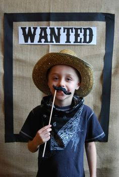... on Pinterest   Poster, Pancho villa and Cowgirl birthday parties