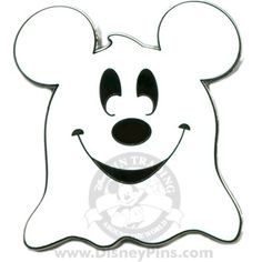 """""""Ghost Mickey Mouse"""" (Rel. July 2008)"""