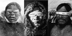 eskimo-inuit-sunglasses (inspiração de Courrèges)