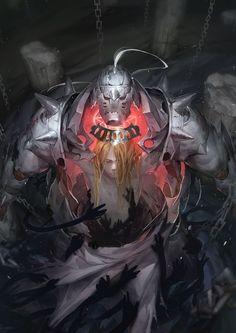 ★ バラバババ   Alphonse Elric ☆ ✔ republished w/permission