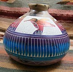 Navajo Pottery- EAGLE ROCK TRADING POST-Native American Jewelry