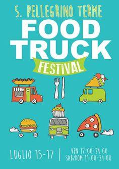 Food Truck Festival 15 - 16 - 17 luglio San Pellegrino Terme (BG)
