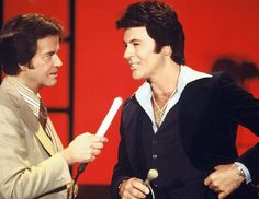 Dick Clark's Celebrity Guests on American Bandstand Photos - James Darren