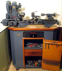 12 Best Craftsman Lathe 109 Images On Pinterest Tools