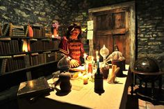 Alchymistická dílna Kutná Hora Muzeum