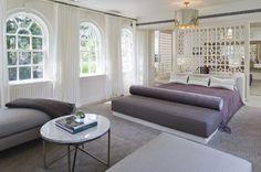 Bold Purple Bedroom Ideas