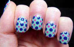 4c417932f0e098 Amazon.com  Dotting 5 X 2 Way Marbleizing Dotting Pen Set for Nail Art  Manicure Pedicure