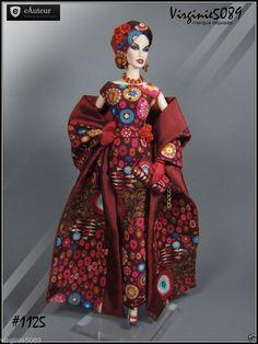 Tenue Outfit Accessoires Pour Fashion Royalty FR² 1125   eBay