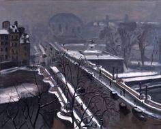 Albert Marquet, Pont Neuf, 1934