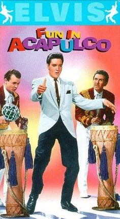 My all time favorite Elvis movie is Fun in Acapulco.