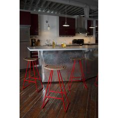 """Tronk Design Roberts 30"""" Bar Stool"""