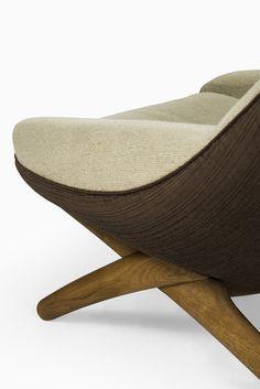 Illum Wikkelsø easy chair model ML-91 at Studio Schalling